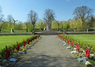 Wellhead War Memorial