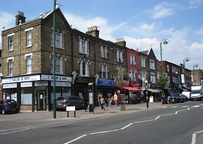 Leytonstone, 729-741 High Road
