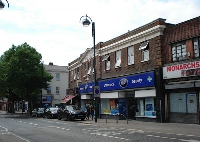 Leytonstone, 809:813 High Road 2