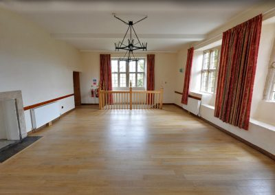 The Red Hall function room