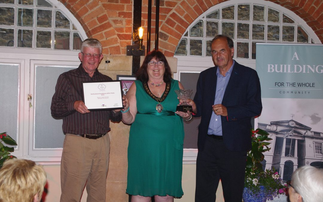 Bourne's best honoured by town council